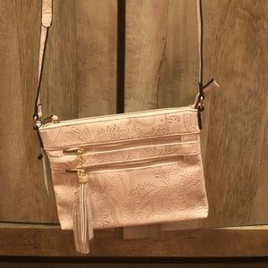 Perfect Symmetry Messenger Etched In Pink